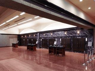 多磨葬祭場 特別等室