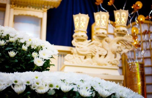 葬儀事例の画像