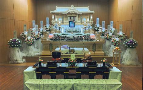 葬儀事例【50万円プラン】